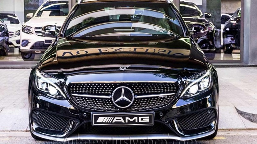 MERCEDES-BENZ Clase C Estate 43 AMG 4Matic 7G Plus