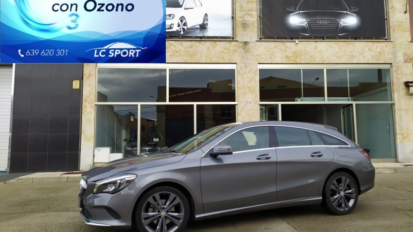 MERCEDES-BENZ Clase CLA Shooting Brake 200d