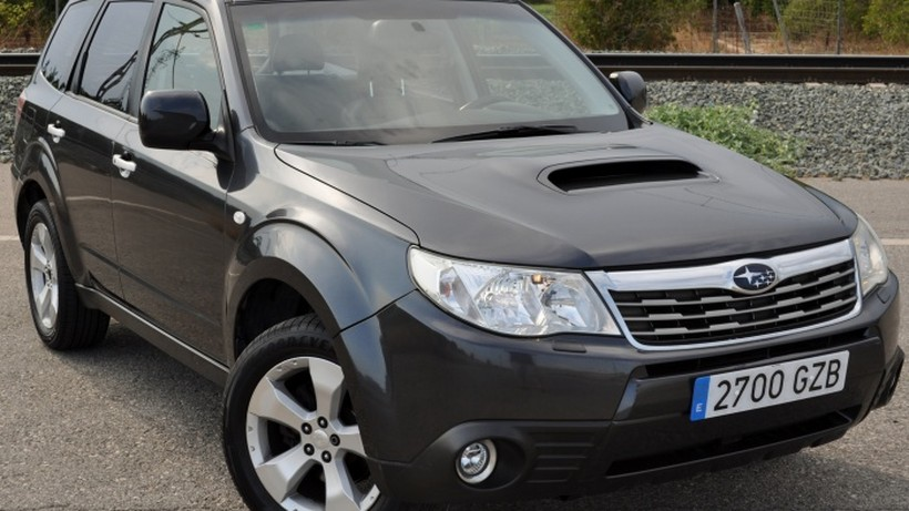 SUBARU Forester 2.0D Sport Edition