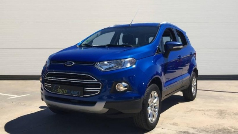 FORD EcoSport 1.50 Ti-VCT Trend