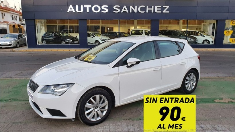 SEAT León 1.6TDI CR S&S Reference 110