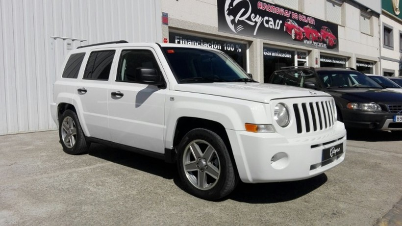 JEEP Patriot 2.0CRD Sport