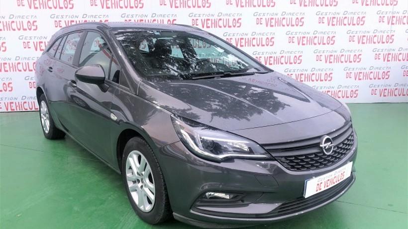 OPEL Astra ST 1.6CDTi Business + 110