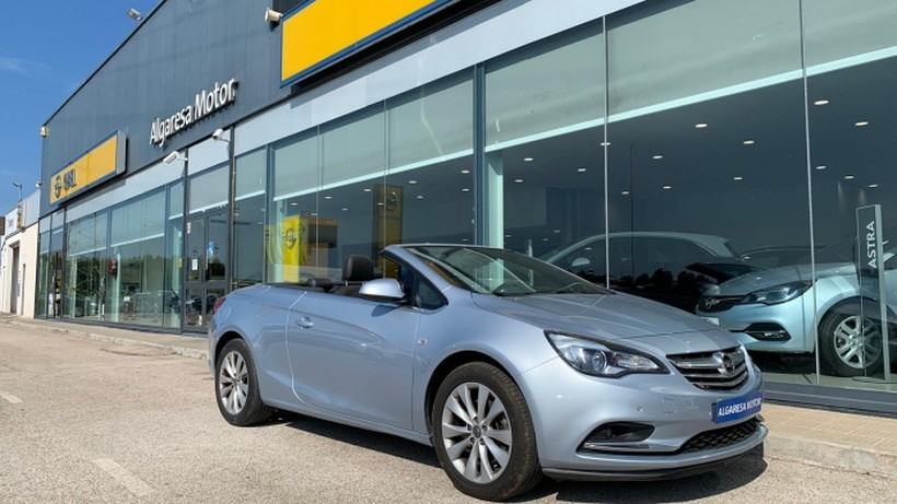 OPEL Cabrio 1.4T S&S Excellence