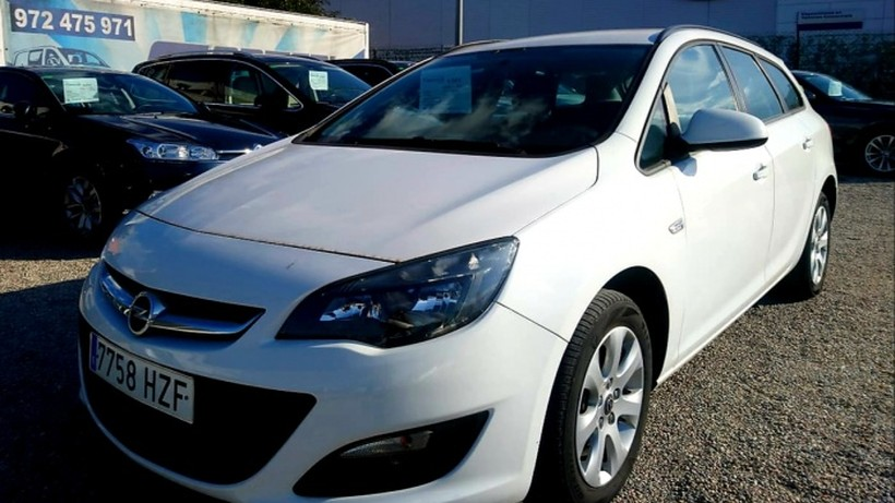 OPEL Astra ST 1.6CDTi S/S Selective 136