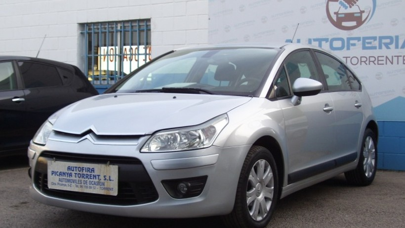 Citroën C4 1.6HDi Exclusive