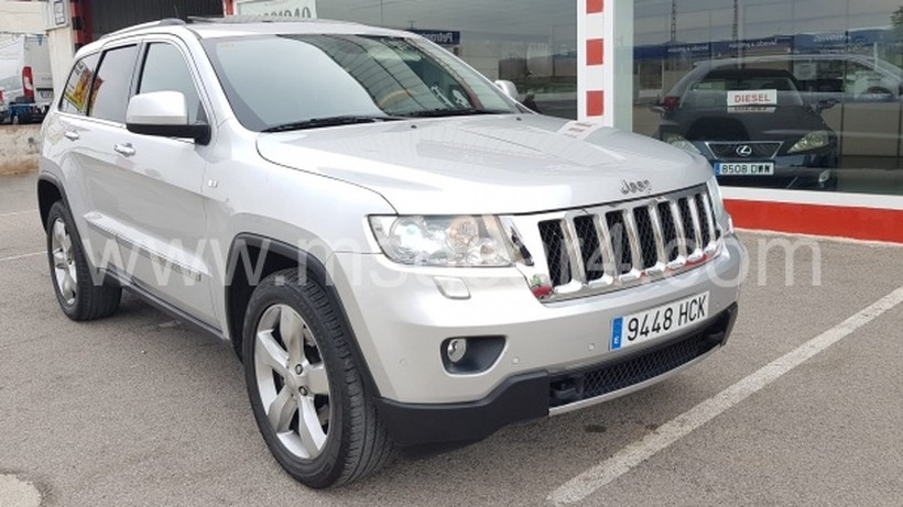 JEEP Grand Cherokee 3.6 V6 Overland Aut.