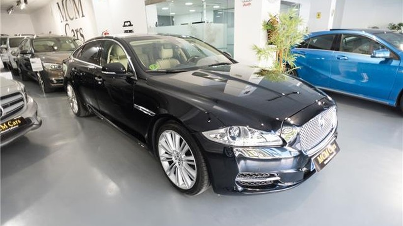 Jaguar XJ 5.0 SC LWB Supersport Aut.