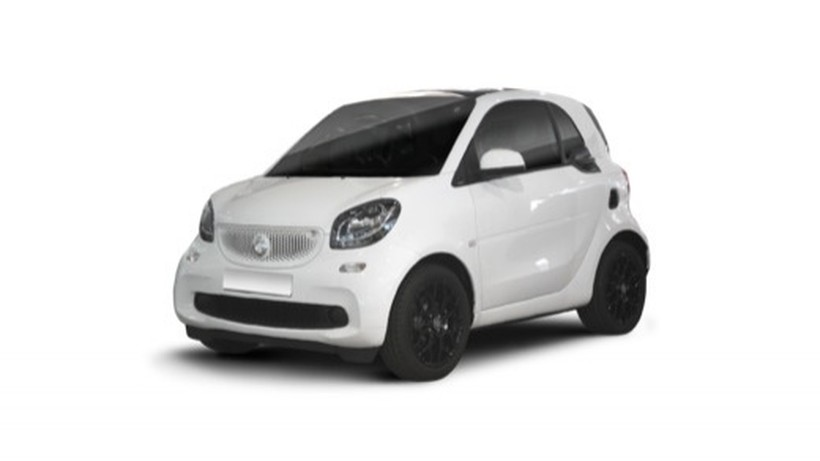 Fortwo Coupé 52 Perfect Aut.