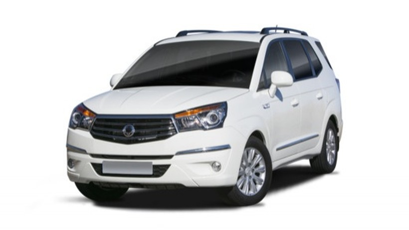 SSANGYONG Rodius D22T Line