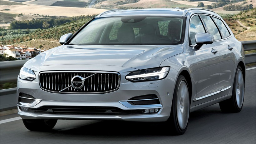V90 T8 Twin Recharge Inscription Expression AWD