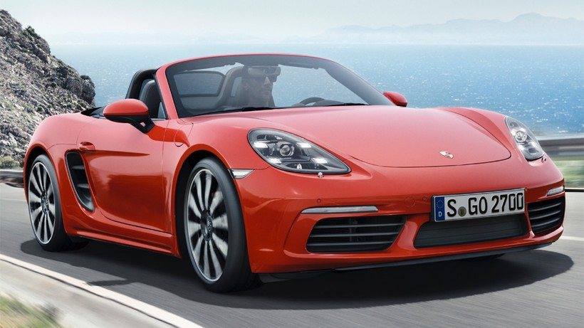 Boxster T PDK