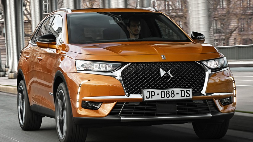 DS7 Crossback 2.0BlueHDi Performance Line Aut.