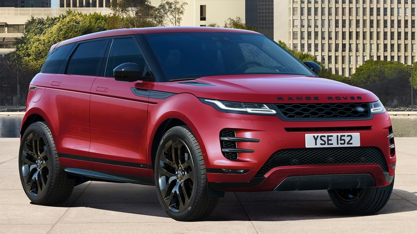 Evoque 2.0 P250 First Edition AWD Aut. 250