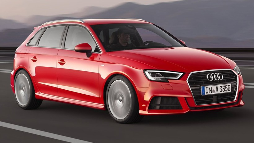 A3 Sportback 35 TDI ALL-IN edition 110kW