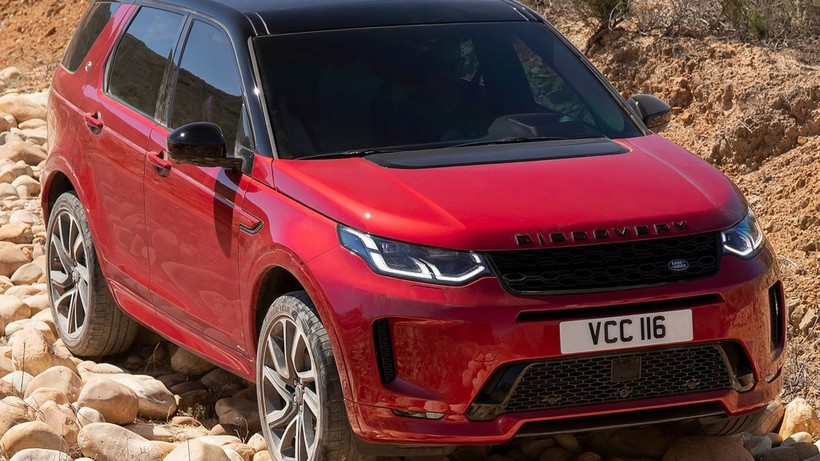 Discovery Sport 2.0D SD4 R-Dynamic SE AWD Auto 240