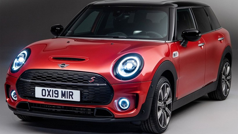 Mini Clubman John Cooper Works ALL4 Aut. (4.75)