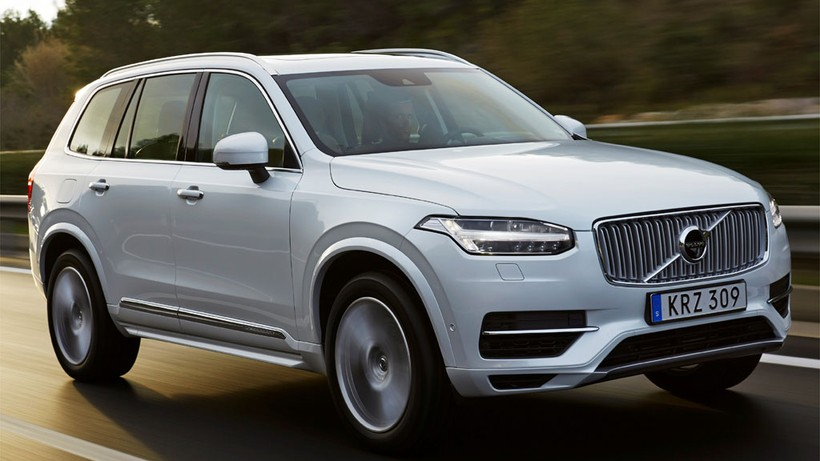 XC90 T8 Twin Business Plus AWD Aut.