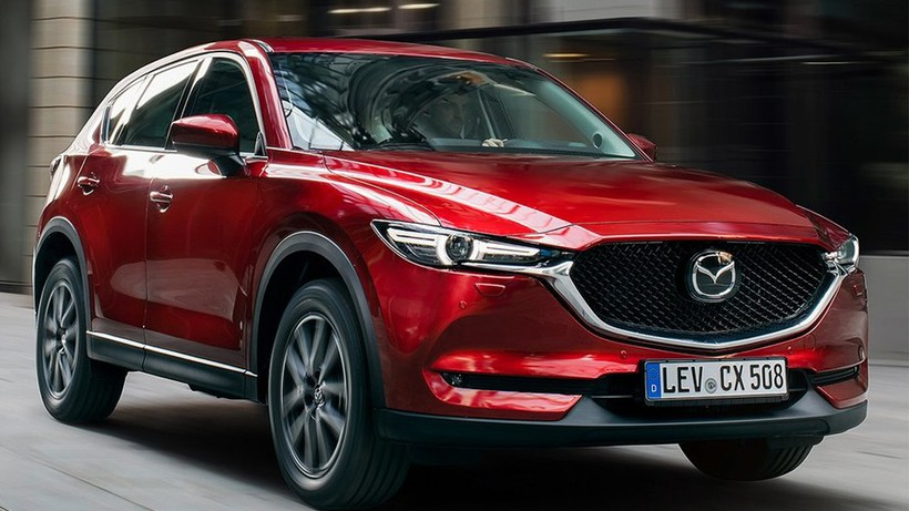 CX-5 2.2 Skyactiv-D Zenith Safety AWD 184