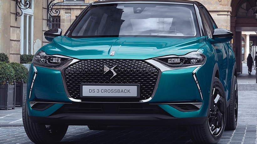 DS3 Crossback Puretech Performance Line 130 EAT8