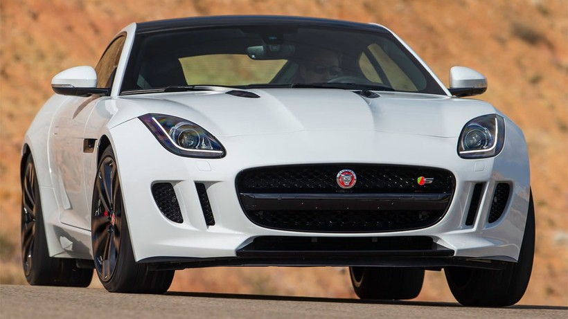 F-Type Convertible 5.0 V8 First Edition Aut. 450
