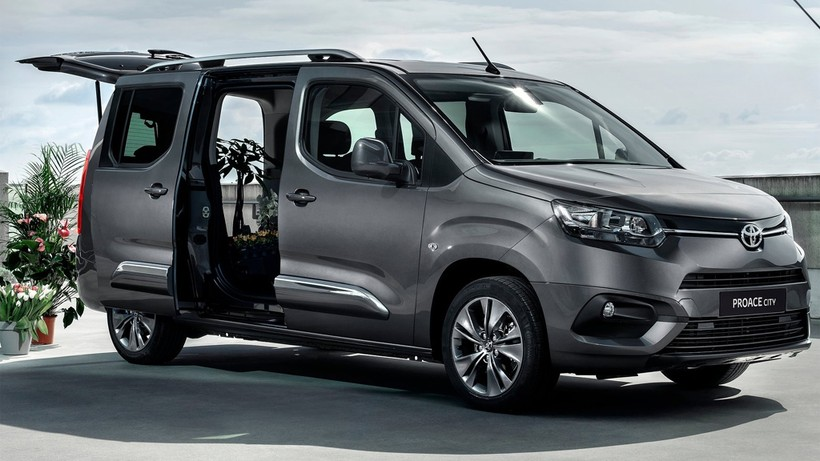 Proace City Family L1 1.5D 5pl. Active