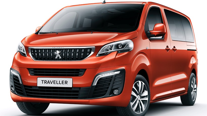 e-Traveller Active Standard 75kWh 100kW