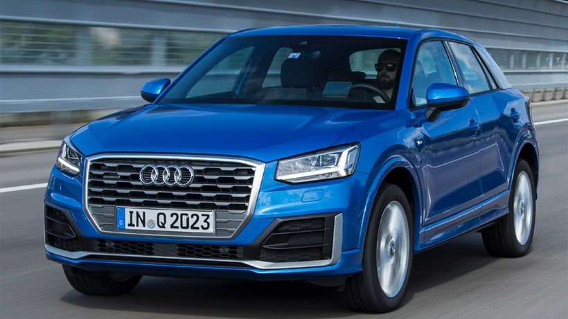 Q2 35 TDI Advanced S tronic 110kW