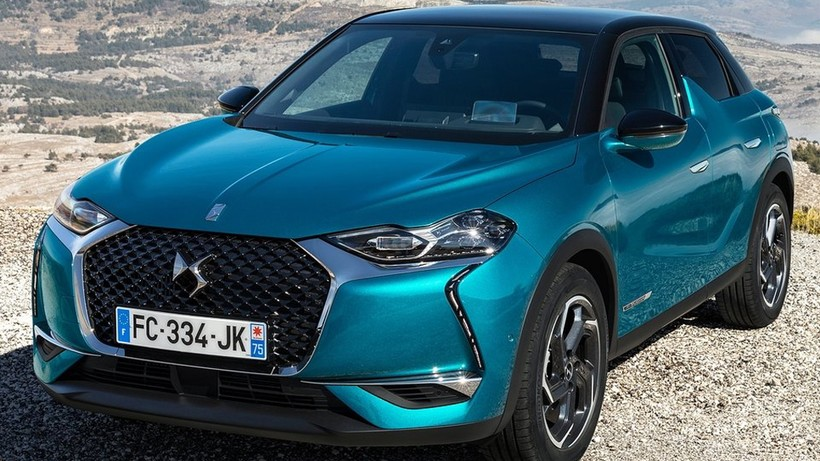 DS3 Crossback BlueHDi Be Chic 100