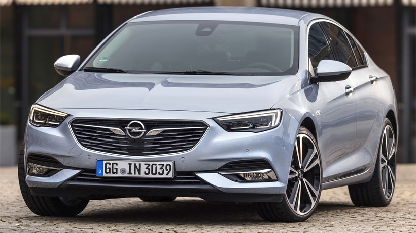 Insignia ST 2.0 T SHT S&S GS-Line AT9 170