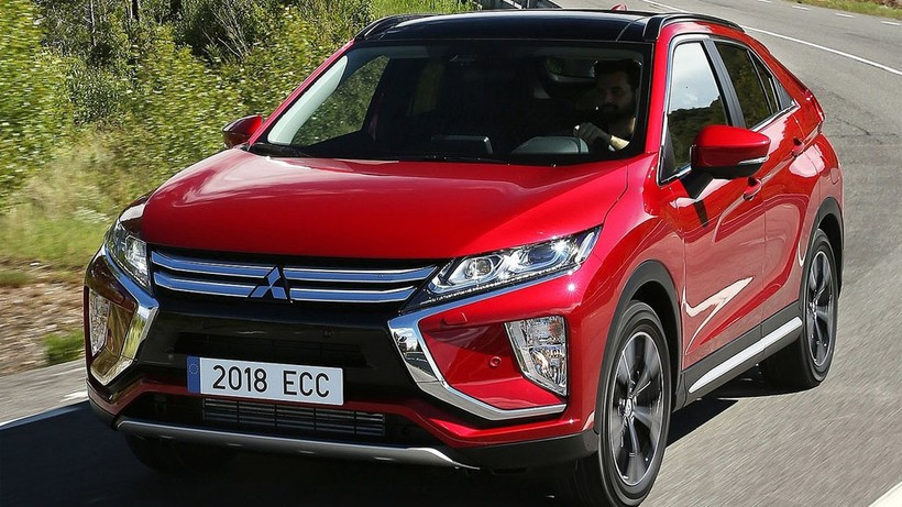 Eclipse Cross 150 T Motion Black Edition 2WD