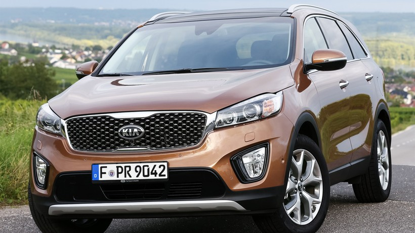 Sorento 2.2CRDi Emotion 4x2