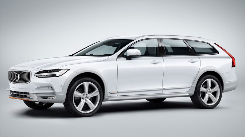 V90 Cross Country D4 AWD