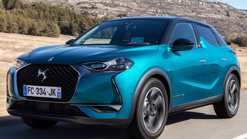 DS3 Crossback Puretech Performance Line 155 EAT8