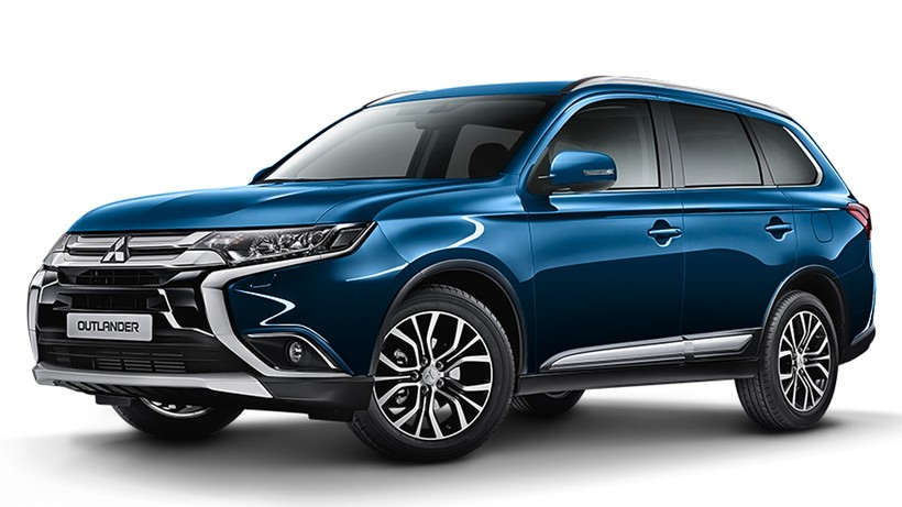Outlander PHEV Motion 4WD