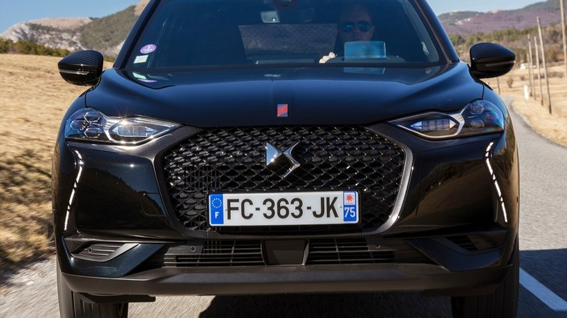 DS3 Crossback Puretech Grand Chic 100