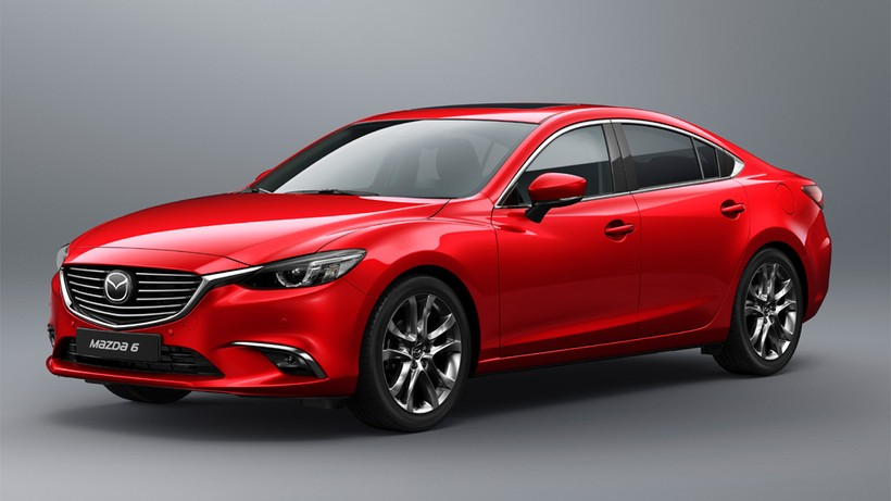 Mazda6 2.2 Skyactiv-D Evolution 150
