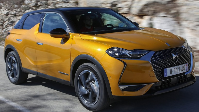 DS3 Crossback BlueHDi So Chic 130 Aut.