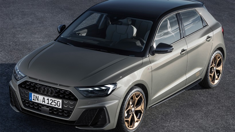 A1 Sportback 35 TFSI Advanced S tronic