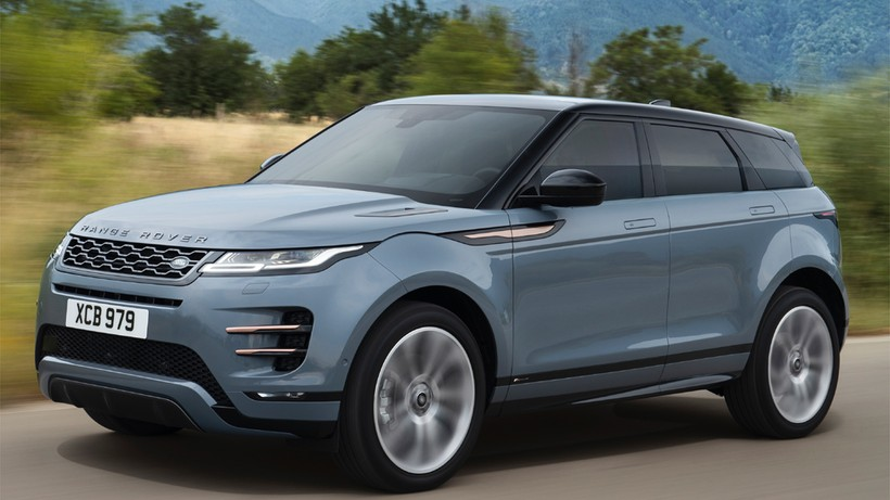 Evoque 2.0D150 R-Dynamic S FWD 150