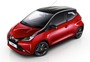 Aygo 70 x-wave x-shift