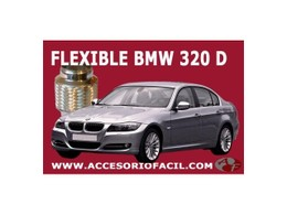 FLEXIBLE Escape Bmw 320d Accesorios y repuestos