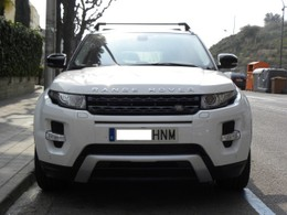 Land Rover Range Evoque 2.2L SD4 Dynamic 4x4 190 Aut.