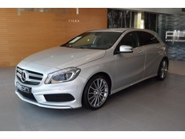 Mercedes Benz Clase A 200CDI BE AMG Line
