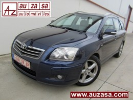 TOYOTA Avensis Wagon 2.2D-4D CleanPower Executive