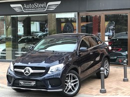 Mercedes Benz Clase GLE Coupé 350d 4Matic Aut.