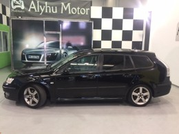 SAAB 9-3 Sport Hatch 1.9TiD Vector
