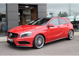 Mercedes Benz Clase A 45 AMG Edition 1 4Matic 7G-DCT