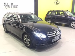Mercedes Benz Clase E Estate 350 BT 7G Plus (4.75)