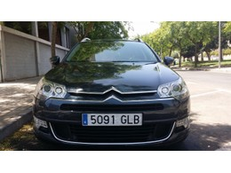 Citroën C5 Tourer 2.2HDI Exclusive